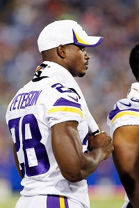 Vikings' Peterson to play in preseason game