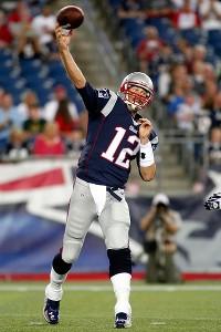 Brady: Kraft told me to wear knee brace