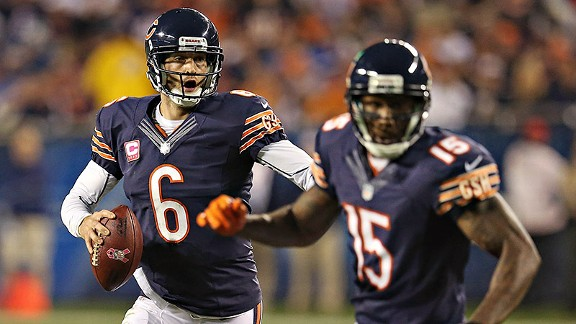 5 Things To Watch: Bears at Raiders