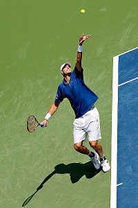 John Isner's serve is dominant, but the rest of his game can undermine that advantage.