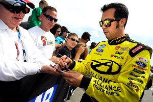 San Hornish Jr.