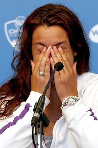 Marion Bartoli awaited a Slam victory her entire career, making her decision to walk away from the game easier.