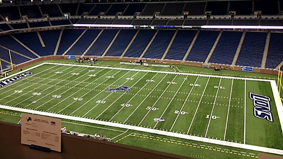Welcome to Ford Field