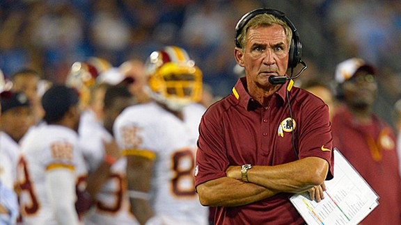Reasons for Mike Shanahan's downfall
