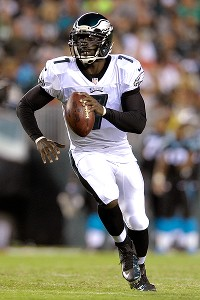 Behind enemy lines: Michael Vick