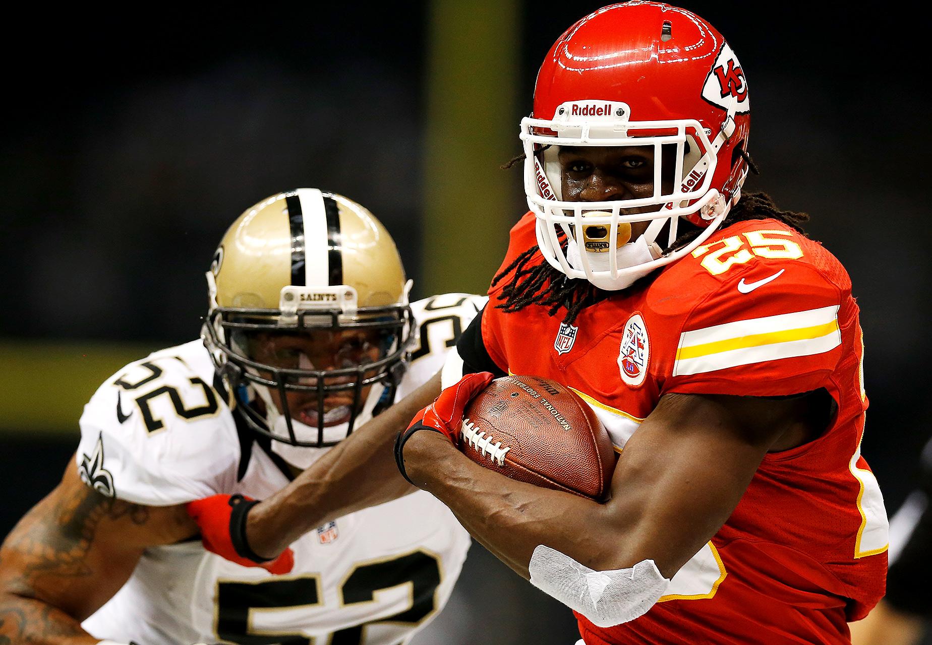 #NFLRank No. 30, Offense: Jamaal Charles