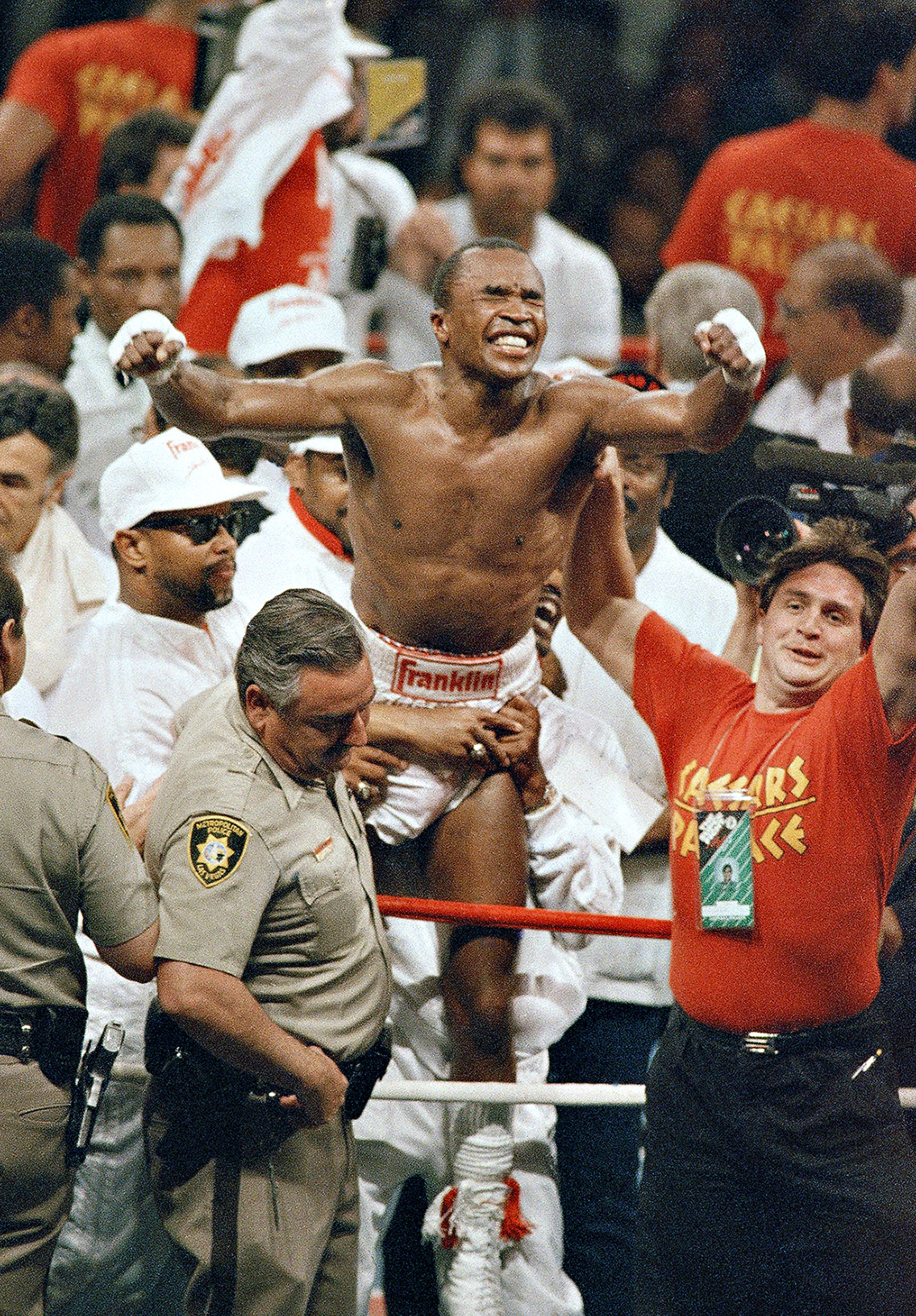 Miguel Cotto Boxrec >> How Sweet It Is - Superfights: Marvin Hagler-Sugar Ray Leonard - ESPN
