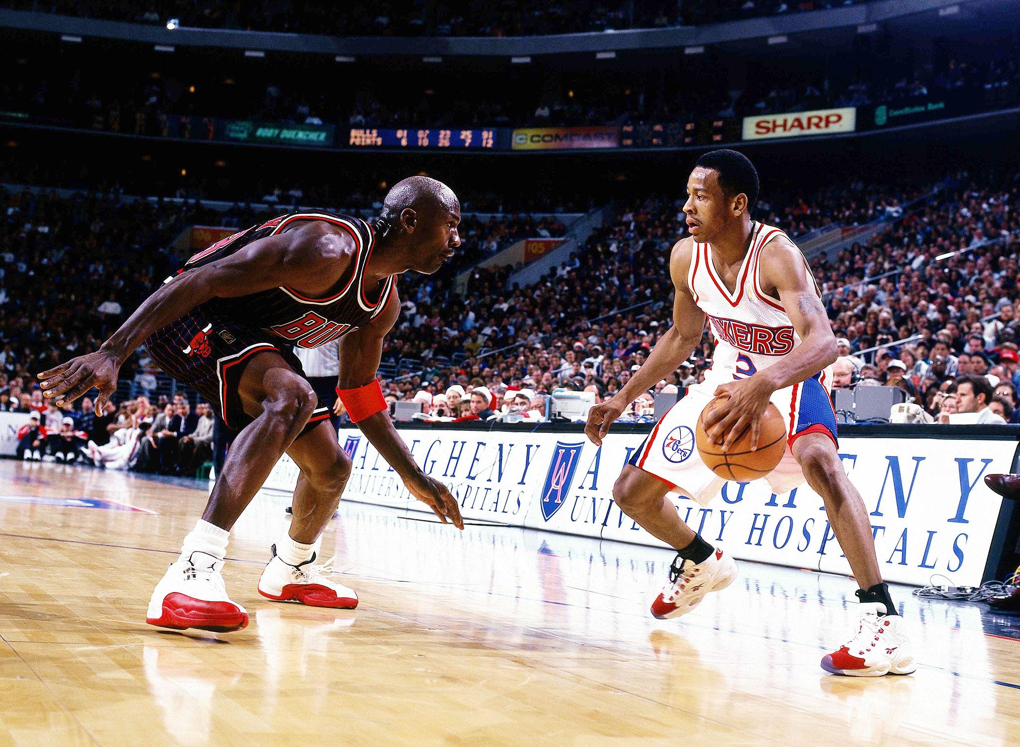 Then and Now Allen Iverson Career Retrospective ESPN