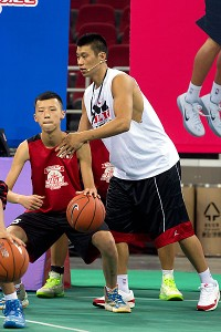 Lin eager to play pick-and-roll with Howard