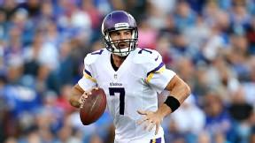 Vikings to start Ponder against Cowboys