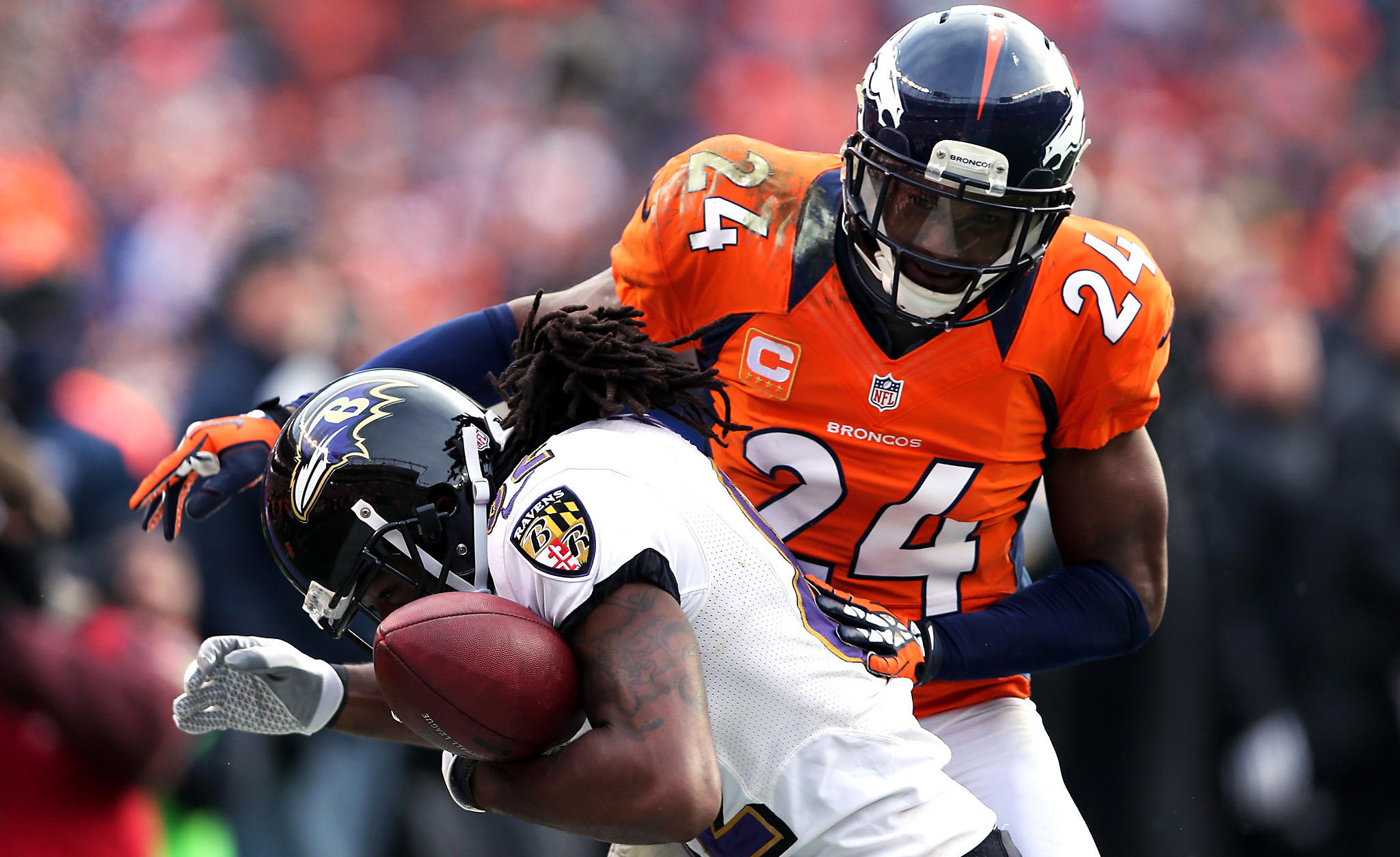 #NFLRank No. 25, Defense: Champ Bailey