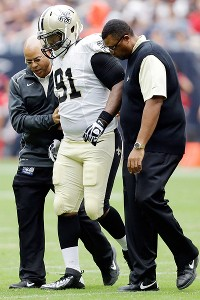 Source: Saints' Smith to miss entire season