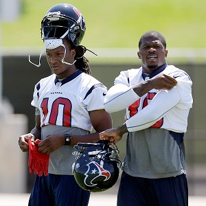 DeAndre Hopkins, Andre Johnson