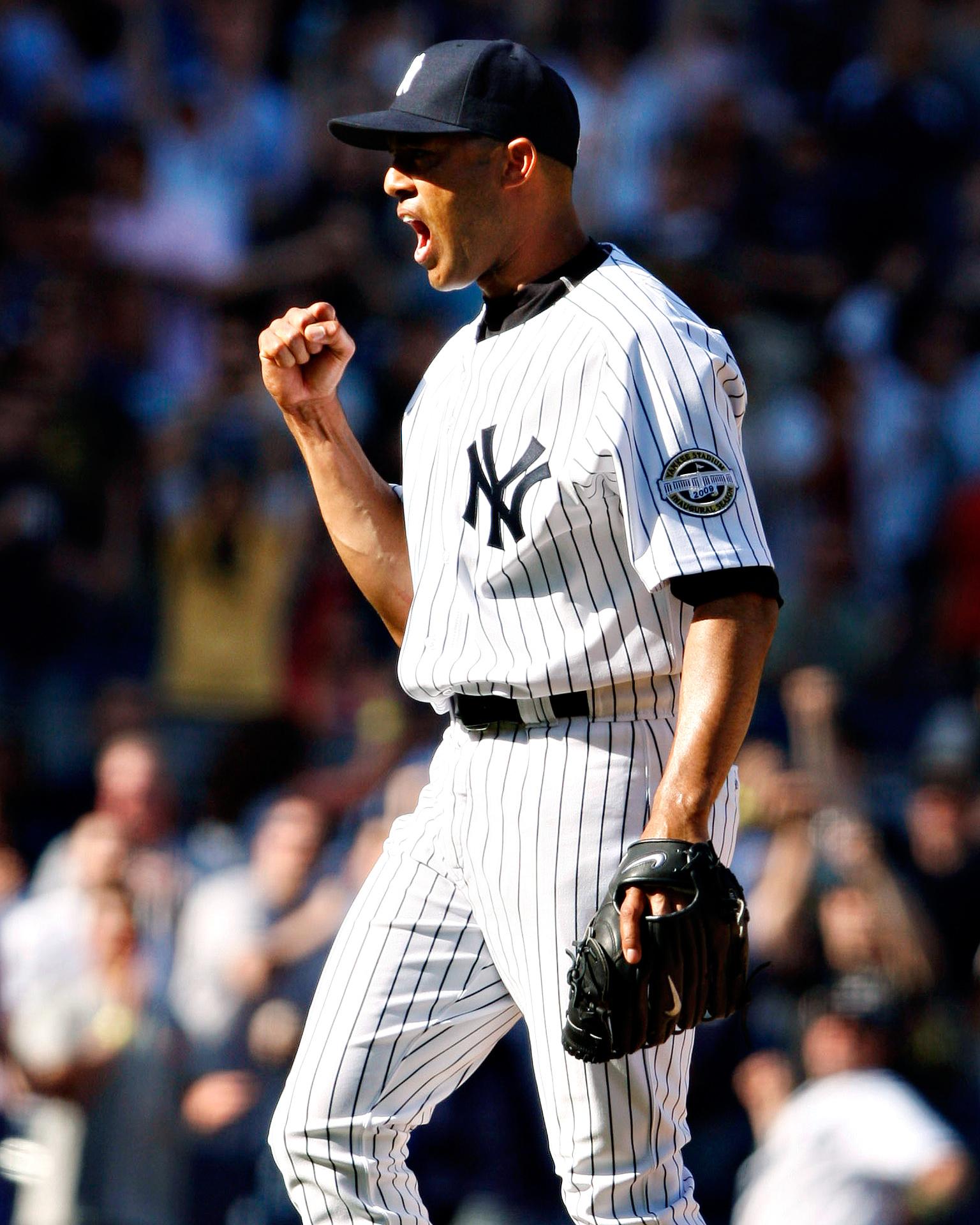 14 - First Save at New Yankee Stadium
