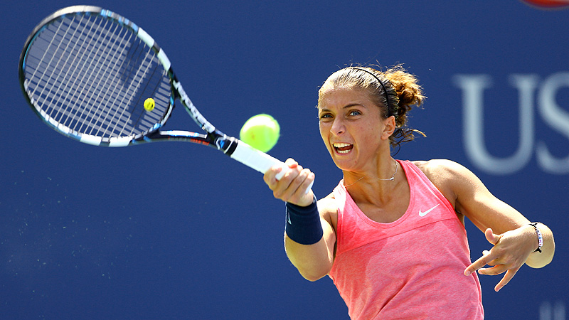 Sara Errani said her lack of confidence has taken away her greatest strength as a player, her ability to fight.