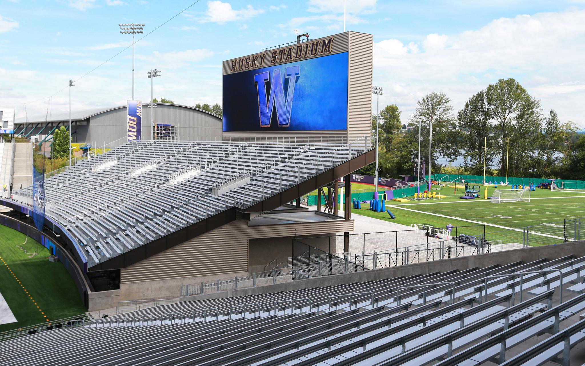 Texas University Stadium Tour