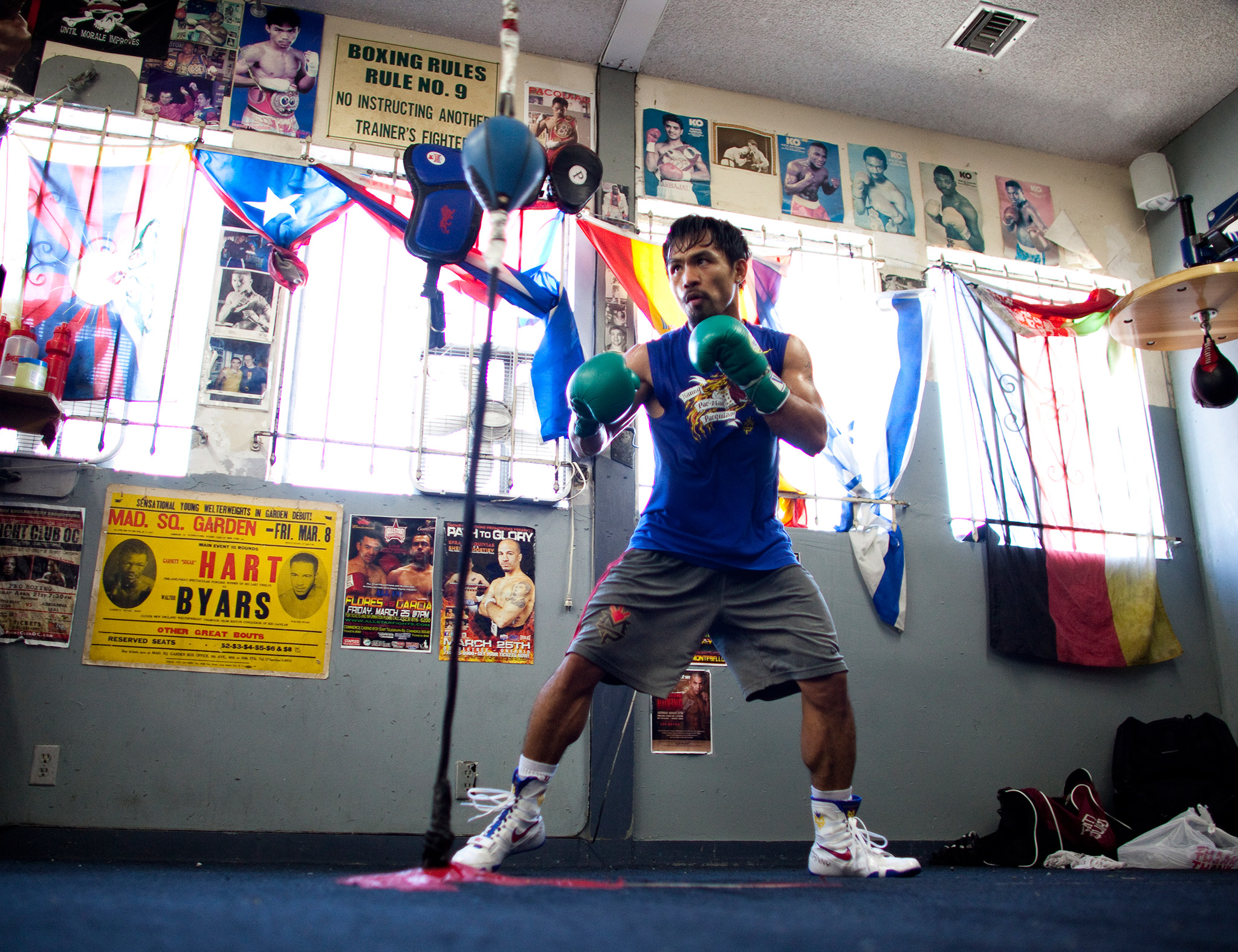 Westside Boxing Club, Los Angeles - Boxing's Most Famous
