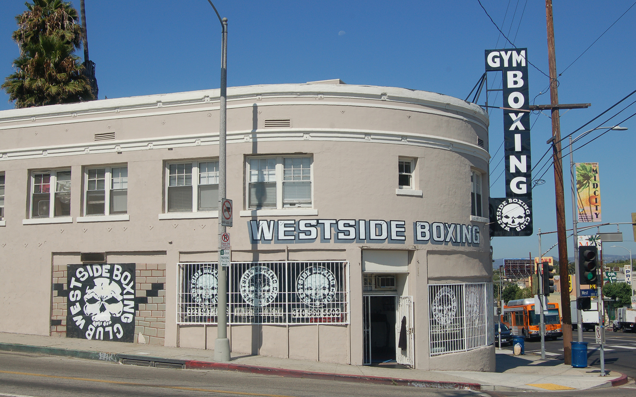 Westside Boxing Club, Los Angeles