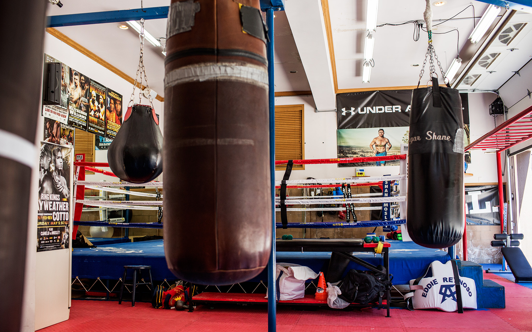 Westside boxing club los angeles boxing s most famous gyms espn