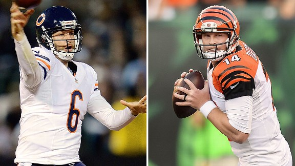 Double Coverage: Bengals at Bears