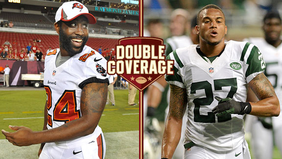 Double Coverage: Buccaneers at Jets