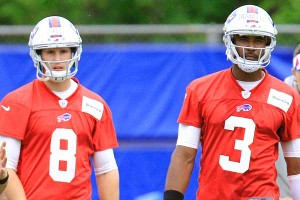 Jeff Tuel and EJ Manuel