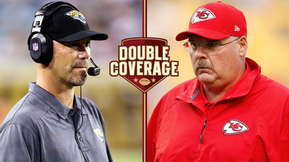 Double Coverage: Chiefs at Jaguars