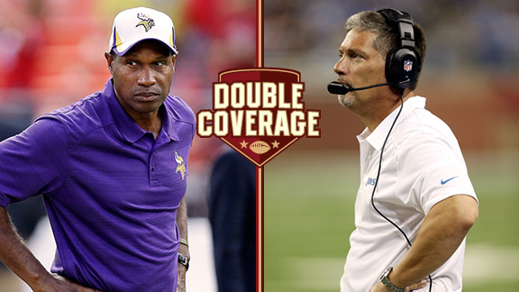 Double Coverage: Vikings at Lions