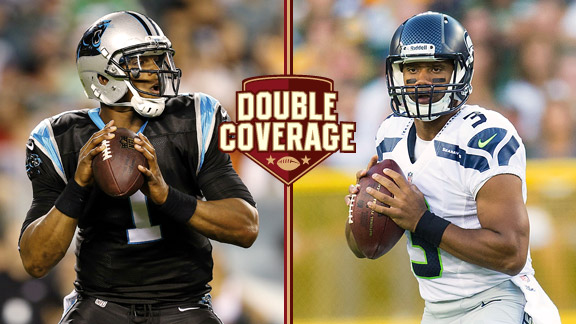 Double Coverage: Seahawks at Panthers