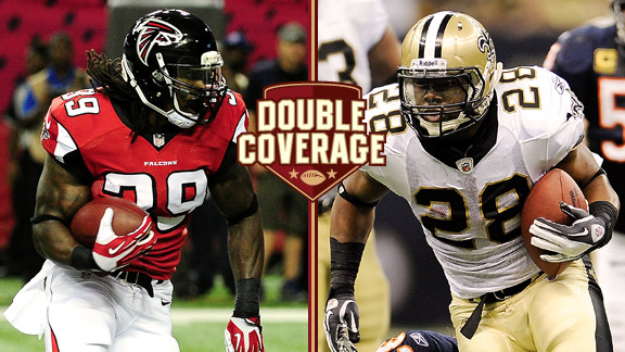 Steven Jackson, Mark Ingram