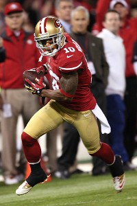 49ers' Williams honoring slain 'brother' in '13