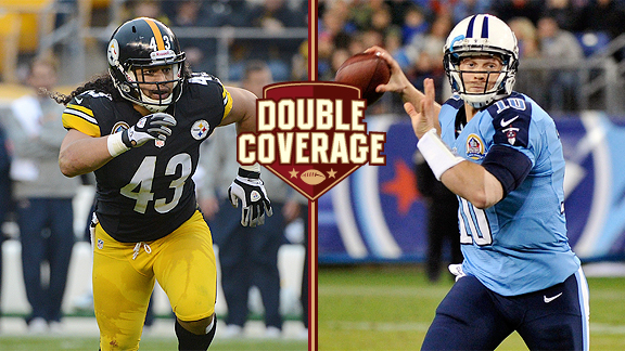 Double Coverage: Titans at Steelers