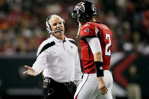 Mike Smith and Matt Ryan got their first playoff win with the Falcons last year and are poised to reach new heights in 2013.