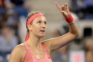 Wednesday night's win put Victoria Azarenka one step closer to a potential US Open final appearance against Serena Williams.