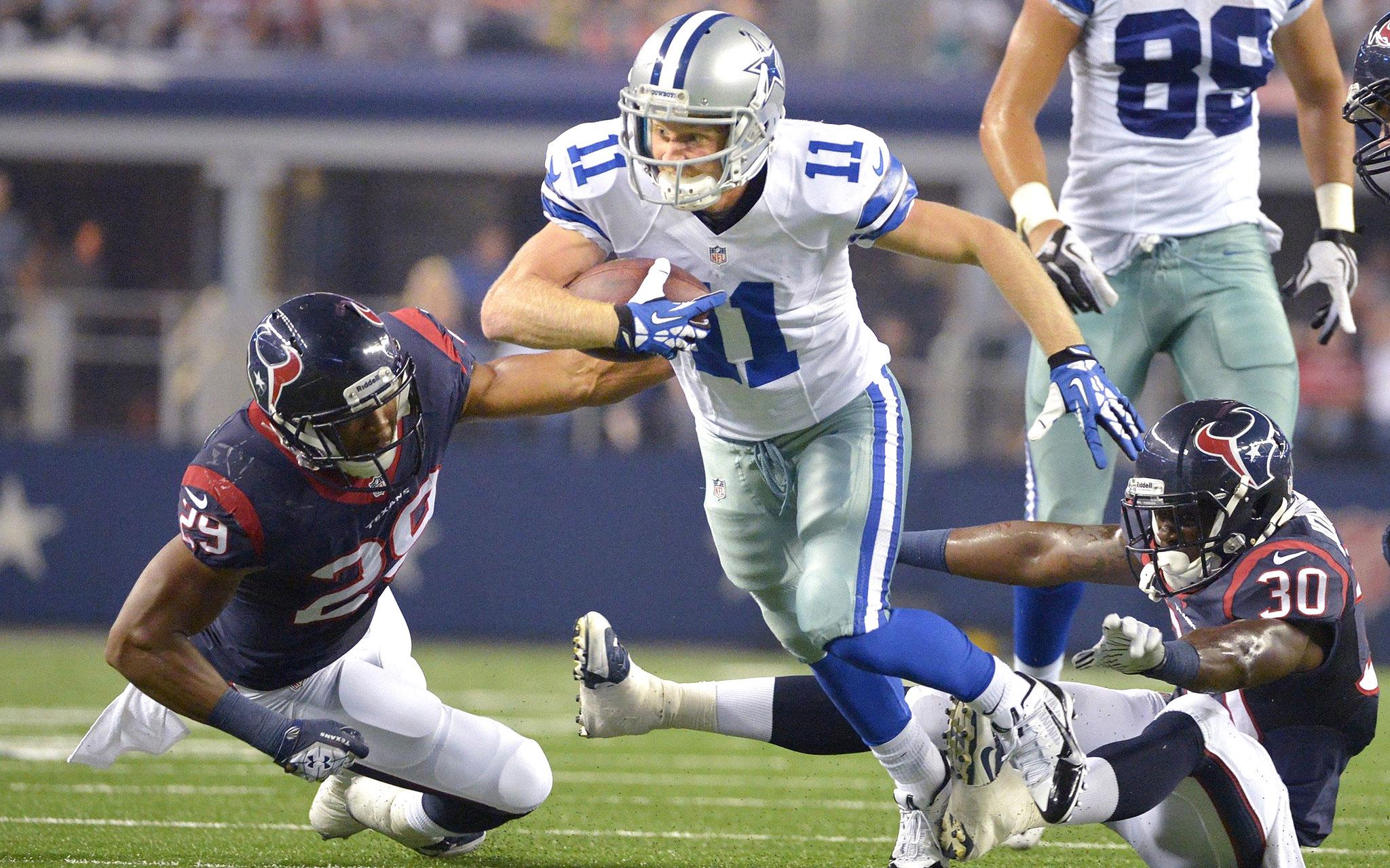 Cole Beasley Dallas Cowboys