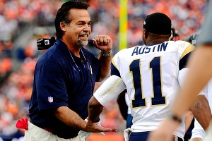 Jeff Fisher and Tavon Austin