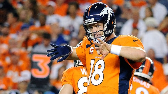 Manning's nifty touch leads to records