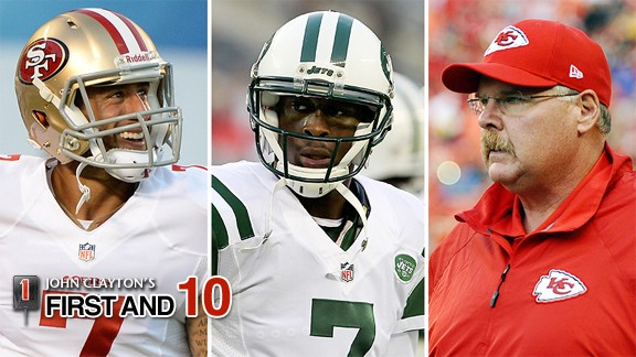 ESPN NFL Trade Rumors