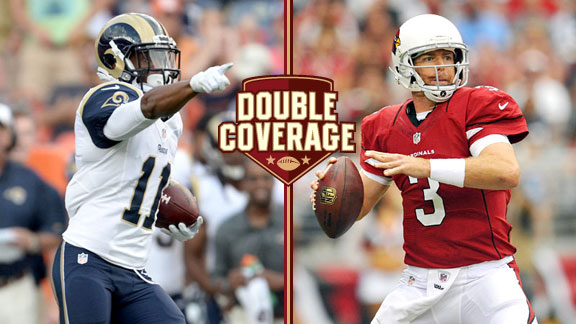 Double Coverage: Cardinals at Rams