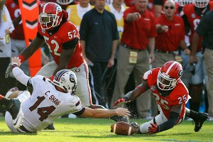 Josh Harvey-Clemons, Connor Shaw
