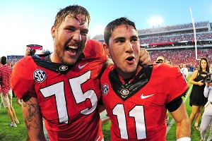 Aaron Murray, Kolton Houston
