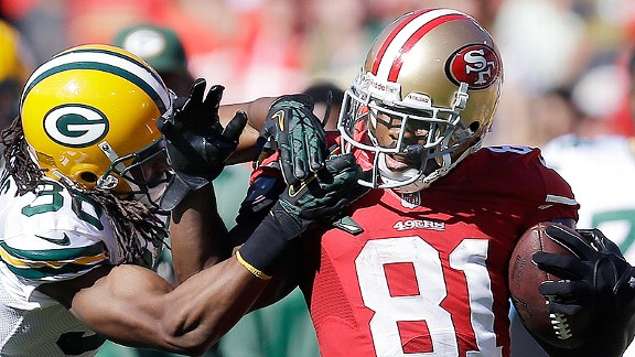 Anquan Boldin bolsters 49ers' offense