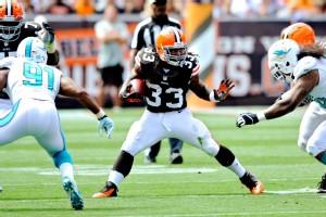 Cleveland's Trent Richardson