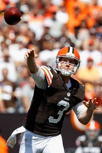 Will Weeden transition be seamless?