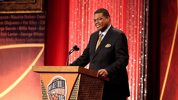 Huang: Bernard King ahead of his time