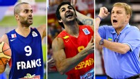 Croatia, Spain reach quarters of Eurobasket