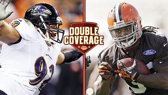 Double Coverage: Browns at Ravens