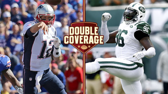 Double Coverage: Jets at Patriots