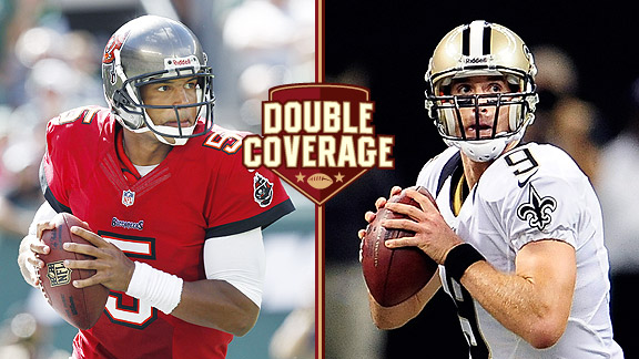 Double Coverage: Saints-Buccaneers
