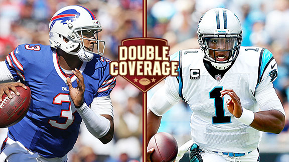 Double Coverage: Panthers at Bills